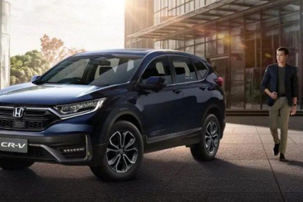 Bocoran Harga dan Spesifikasi Honda CR-V Facelift untuk Pasar Indonesia
